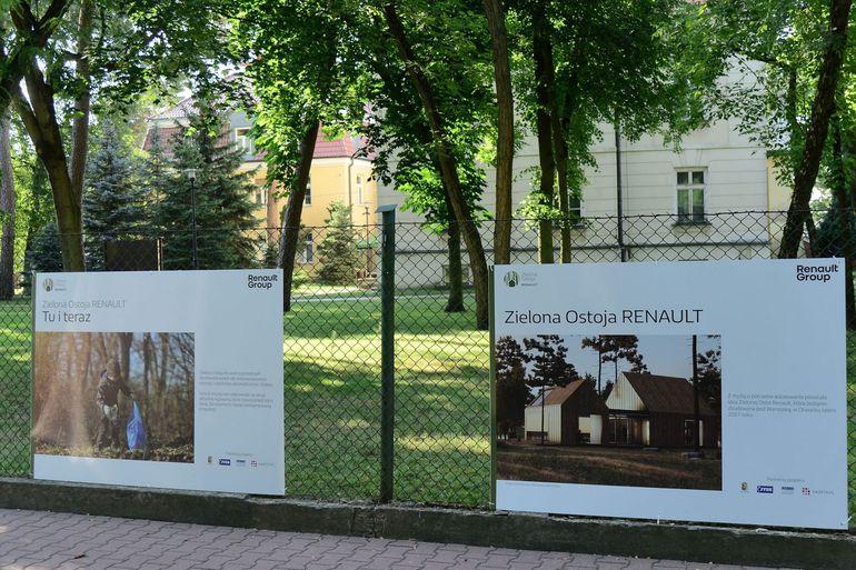 Renault edukuje Polaków. Specjalna wystawa poświęcona ekologii zawitała do kolejnego miasta