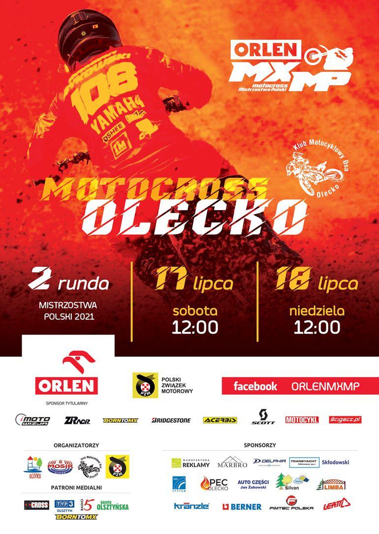 II runda Mistrzostw Polski ORLEN MXMP