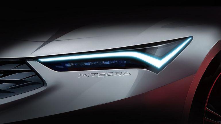 Acura Integra powraca na drogi