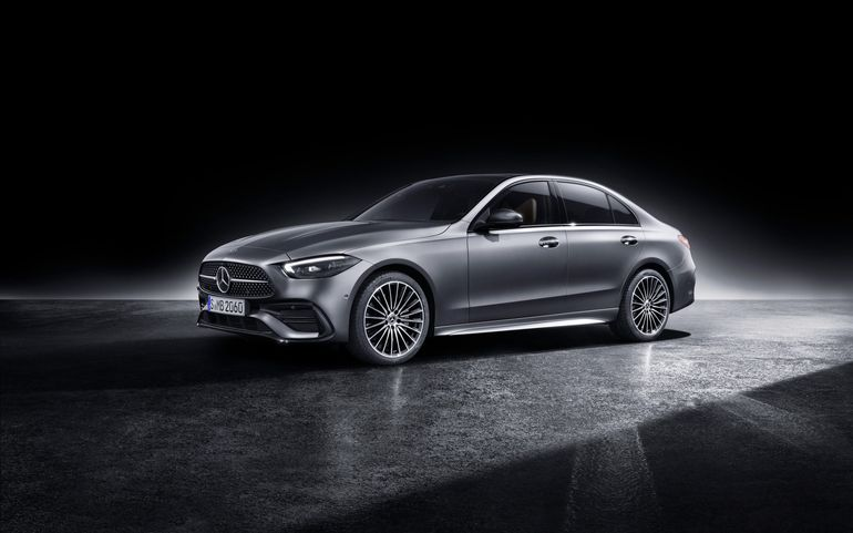 Nowy Mercedes-Benz Klasy C dostępny w kolejnych wersjach silnikowych