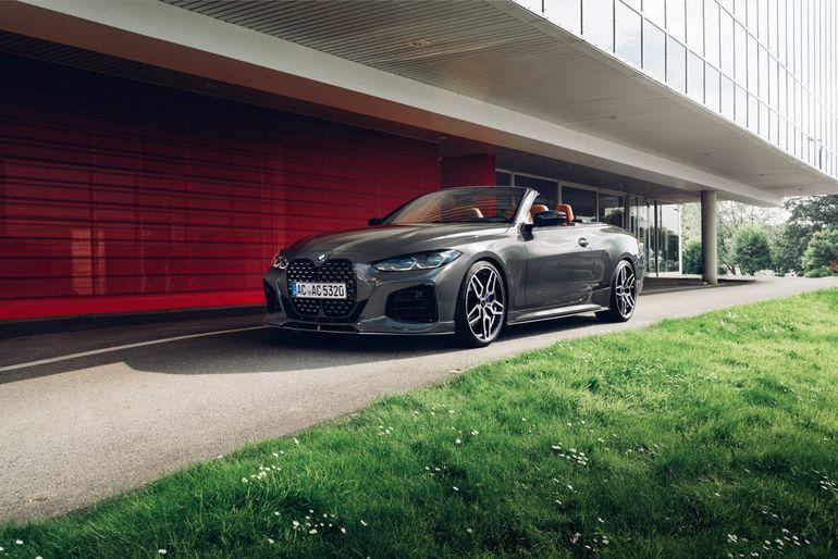 BMW serii 4 Cabrio po kuracji u AC Schnitzer
