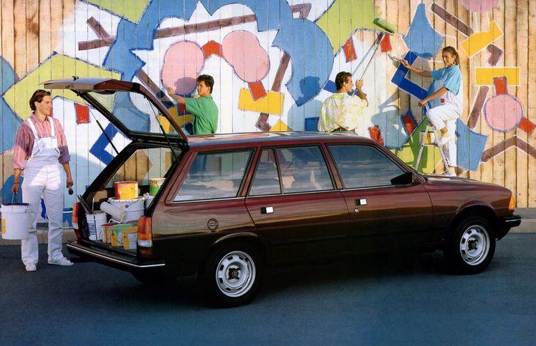 Od Peugeot 203 do 308 SW. Historia kombi spod znaku lwa