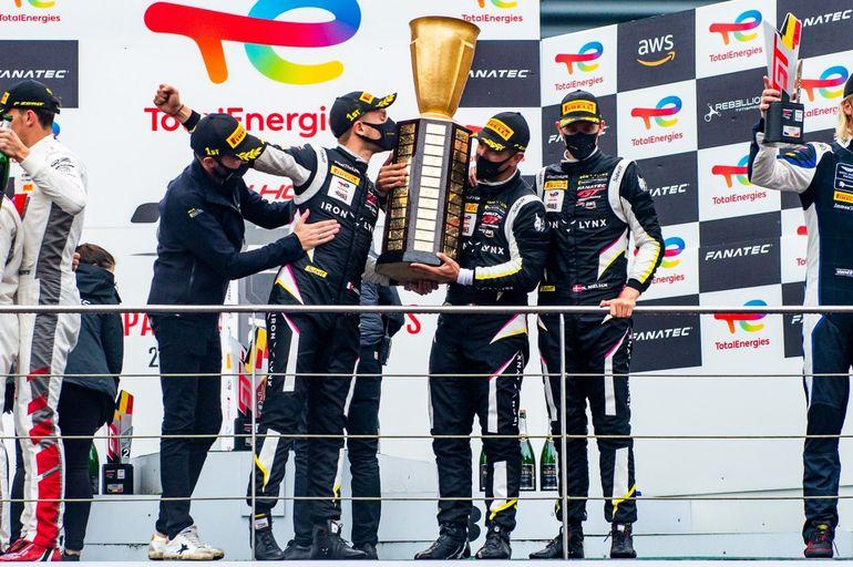 Ferrari wygrało wyścig na Spa-Francorchamps