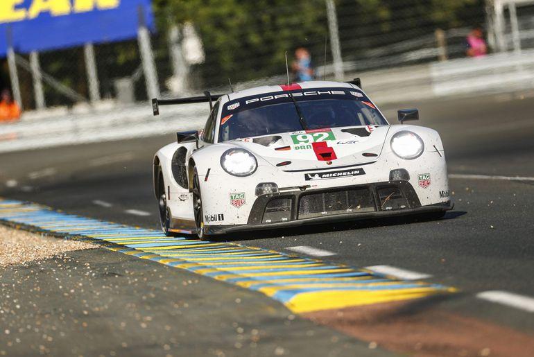 Koniec przygotowań do Le Mans. Porsche z najlepszymi czasami w obu klasach GTE