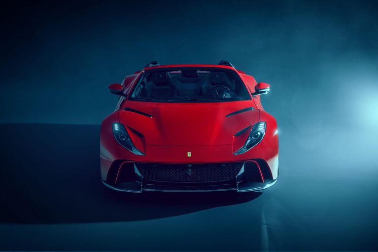 Novitec N-Largo, czyli Ferrari 812 GTS na sterydach