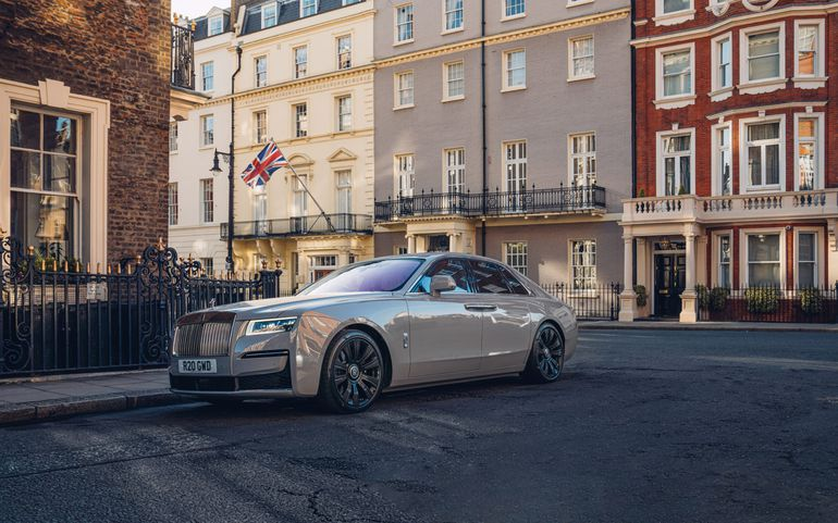 """Rolls-Royce obchodzi urodziny założyciela wyjątkową, londyńską """"pielgrzymką"""""""