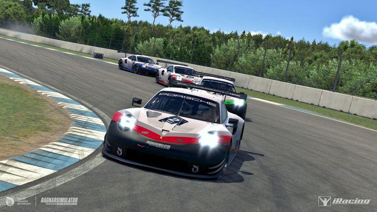 Startuje Porsche Esports Sprint Challenge Poland 2021