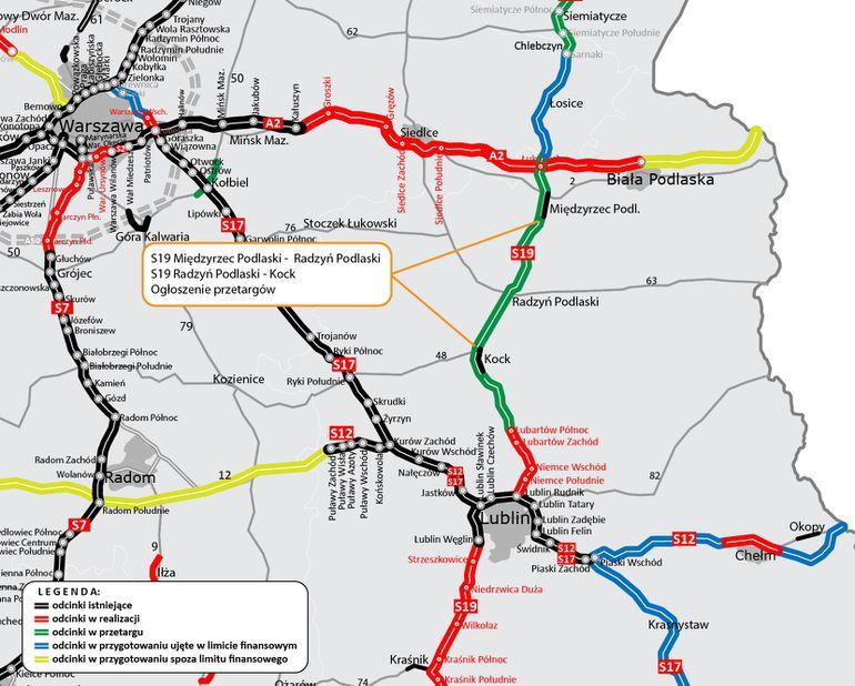 Via Carpatia wydłuży się o kolejne 40 kilometrów