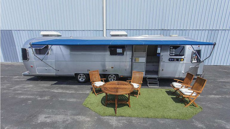 Airstream Model 34 Limited Excella
