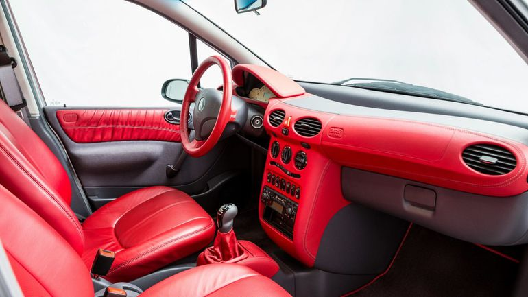 Mercedes klasy A W168 Edition Hakkinen