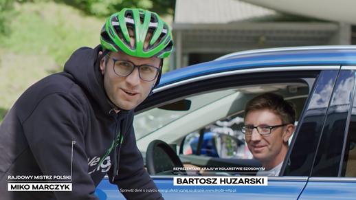 Zmiana Perspektywy z Miko Marczykiem i Bartoszem Huzarskim - Škoda prezentuje kolejną akcję edukacyjną w ramach kampanii #ROKBEZPIECZEŃSTWA