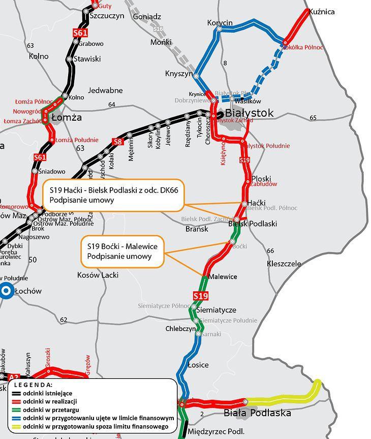 Via Carpatia wydłuży się o kolejne kilometry
