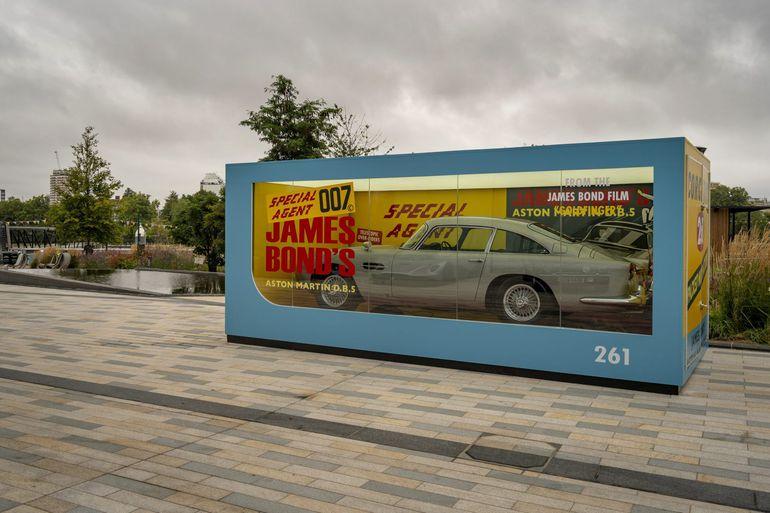 """""""Nie czas umierać"""". Kultowy samochód Jamesa Bonda powraca na duży ekran"""