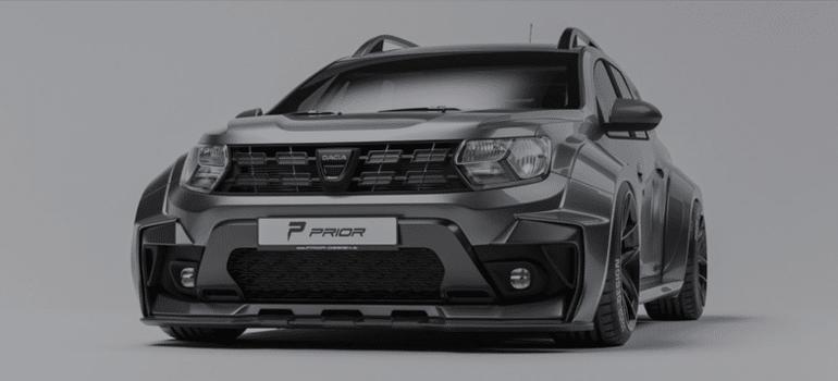 Dacia Duster Prior Design
