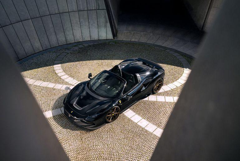 Ferrari F8 Spider Novitec