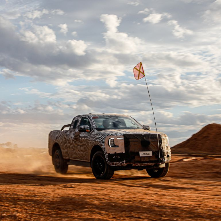 Ford Ranger nowej generacji