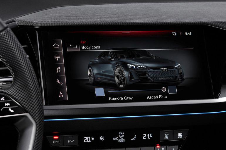 Samochody Audi będą mogły zmieniać kolor nadwozia po naciśnięciu przycisku