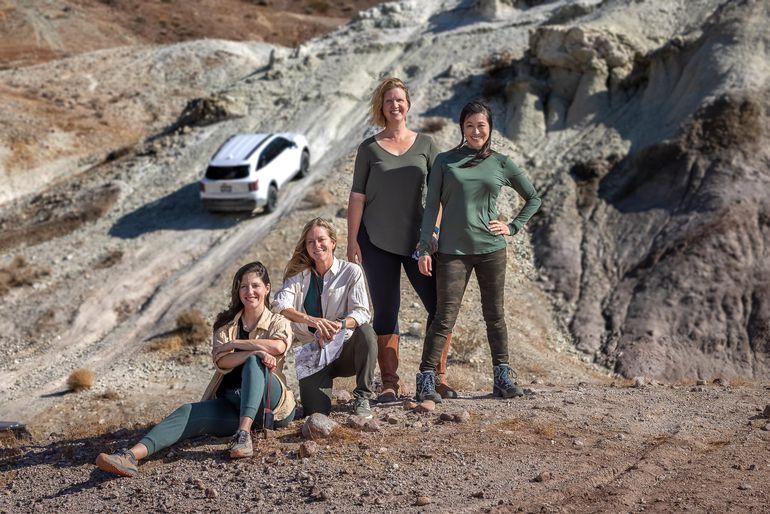 Rebelle Rally 2021. Hybrydowa Kia Sorento zelektryzuje pustynną rywalizację