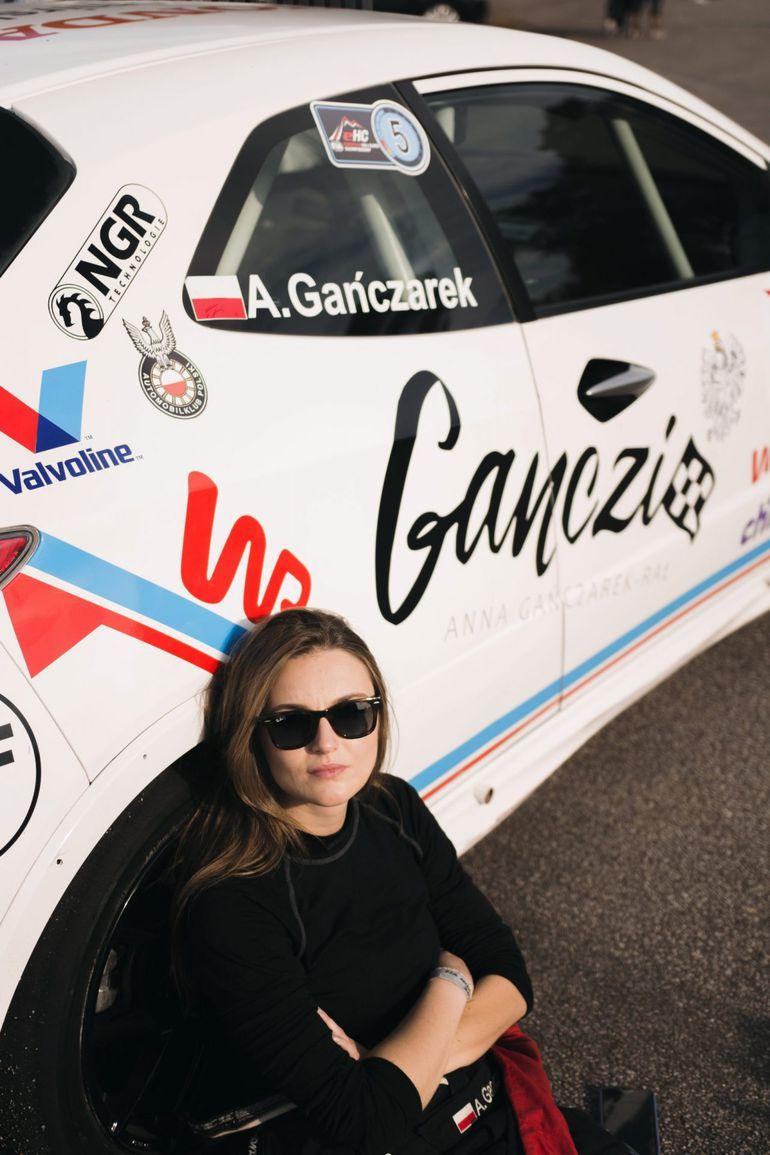 """Anna """"Ganczi"""" Gańczarek-Rał wystartowała w prestiżowym Wyścigu Mistrzów"""