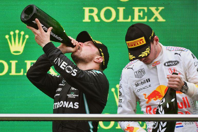 GP Turcji: Verstappen liderem klasyfikacji generalnej, Hamilton narzeka na strategię