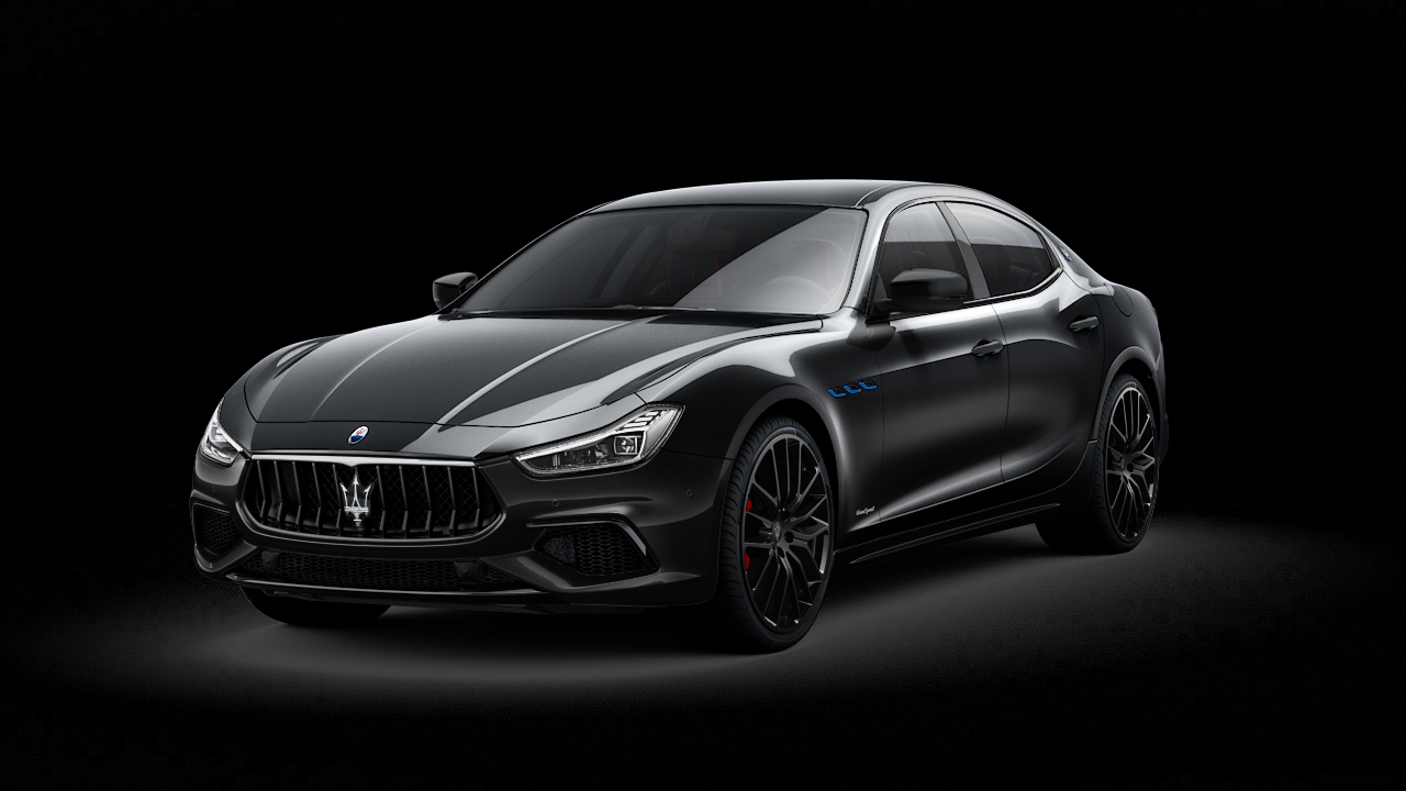 Maserati Ghibli Hybrid Sportivo X Special Edition