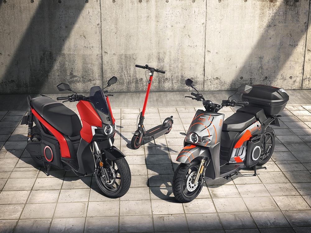 Seat przedstawił nową markę Seat MÓ. Na początek do oferty trafią elektryczny skuter i hulajnoga