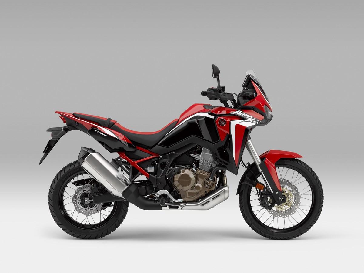 Honda Africa Twin 2021 - jeszcze lżejsza i bardziej terenowa. Dane techniczne