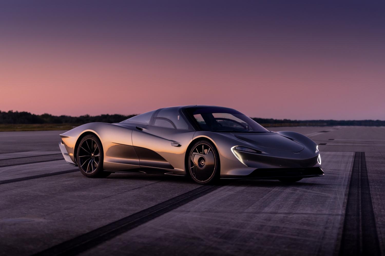 McLaren odsłania tajemnice niezwykłych osiągów McLarena Speedtail