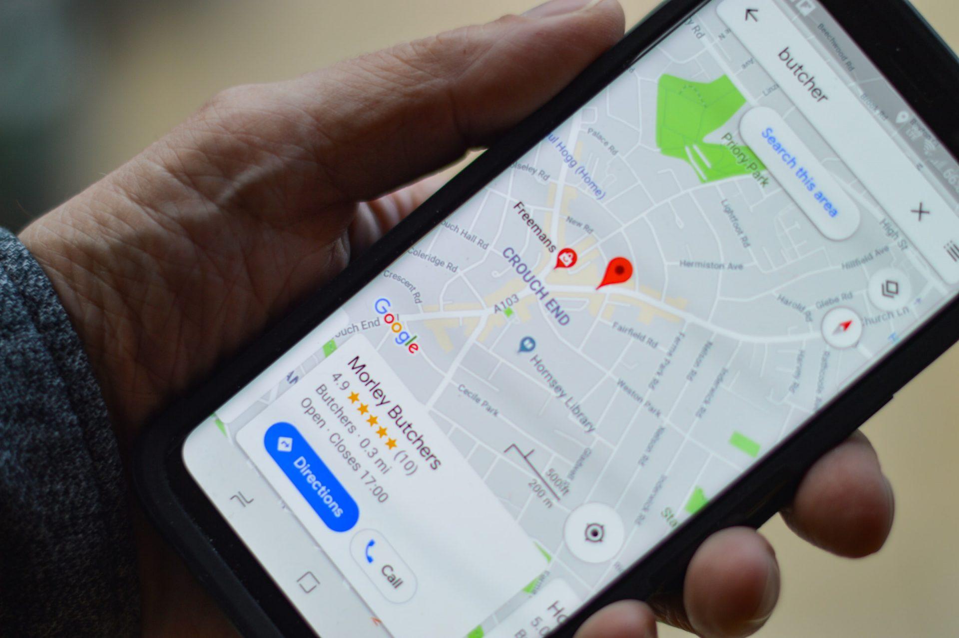 Google Maps pomoże ci oszczędzić paliwo