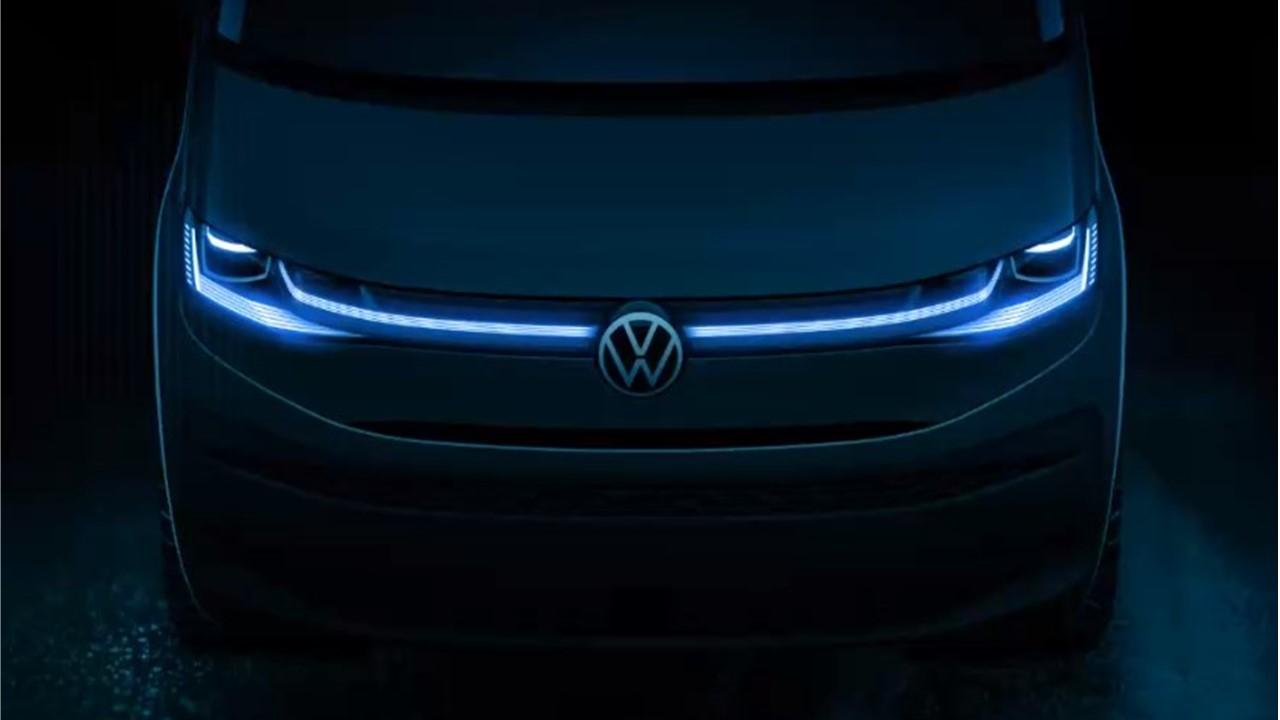 Volkswagen Multivan - kultowy już samochód doczeka się w tym roku liftingu!