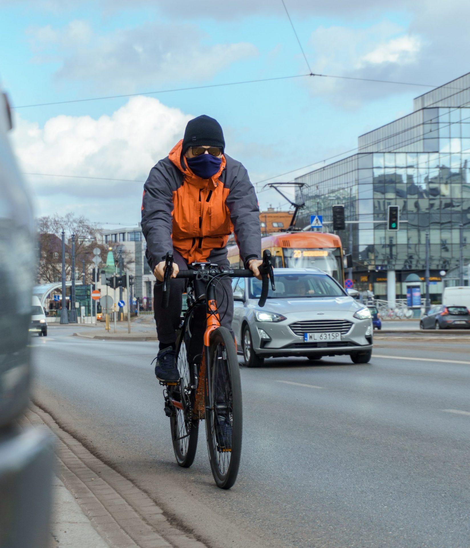 Kierowcy samochodów kontra rowerzyści