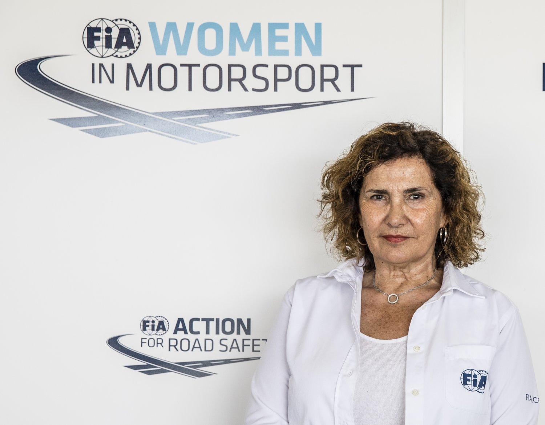 Michèle Mouton o kobiecej serii wyścigowej