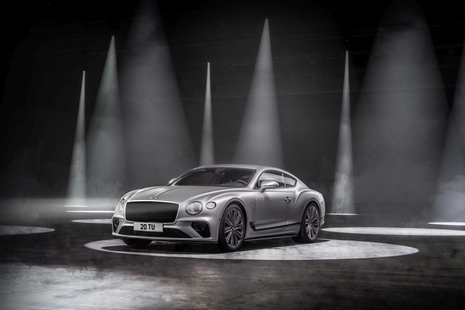 2021 Bentley Continentala GT Speed