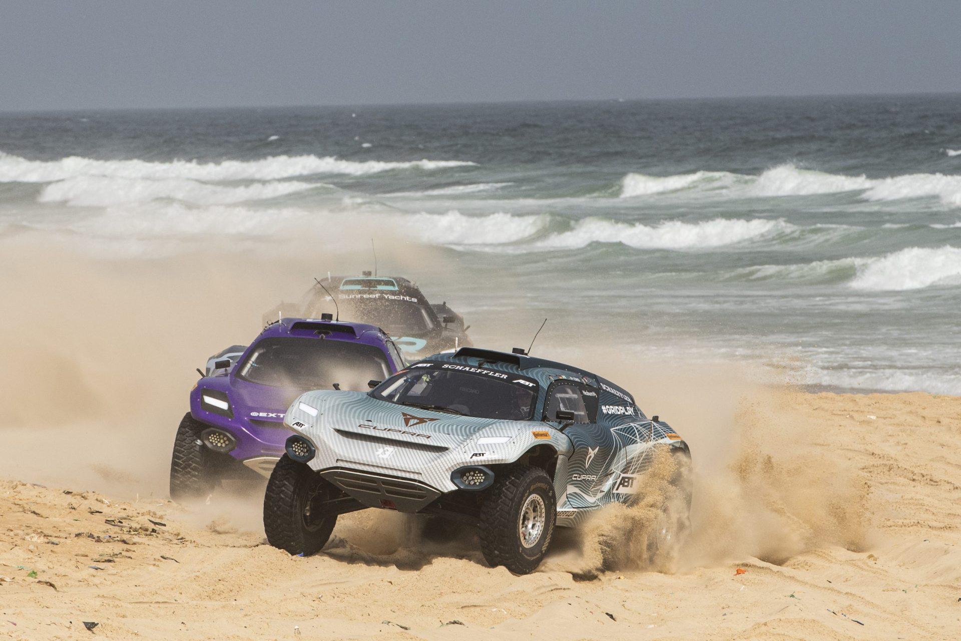 Extreme E: Ocean X Prix