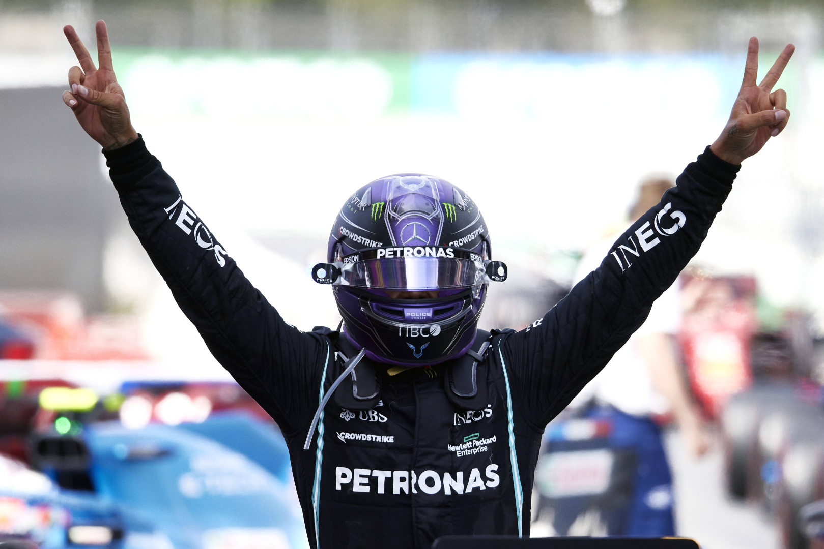 Grand Prix Hiszpanii: strategiczne zwycięstwo Hamiltona
