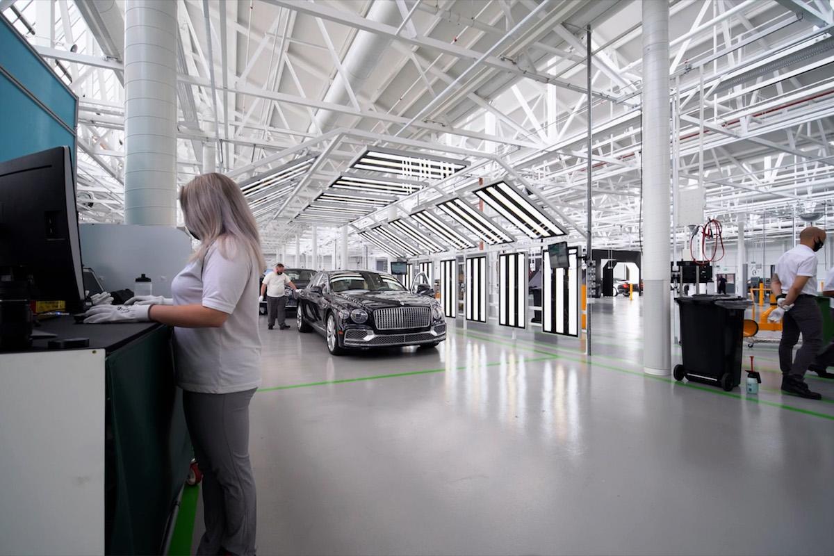 Bentley otwiera nowe Centrum Doskonałości