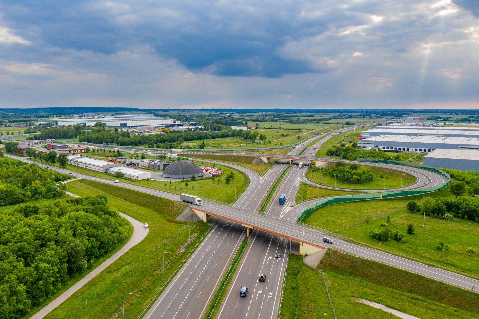 GDDKiA planuje wyremontować 20 kilometrów autostrady A2